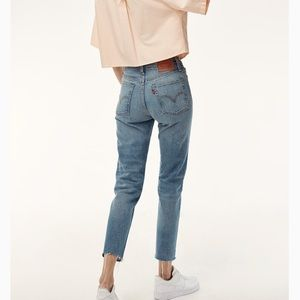Levi's High-Rise Wedgie Jean